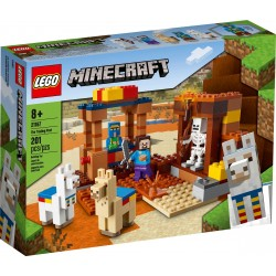 21167 - LEGO Minecraft The Trading Post