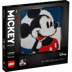 31202 - Art - Disney's Mickey Mouse