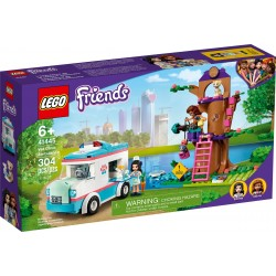 41445 - LEGO Friends - Ambulanta clinicii veterinare