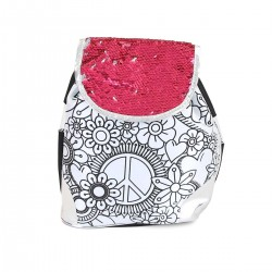 Set Creativ Color Chic- Rucsac Hippie