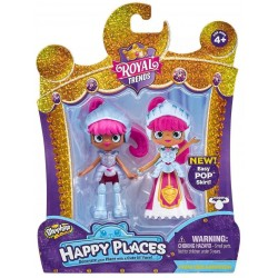 Figurina Shopkins, Royal Trends, Ponei Princess Armanda