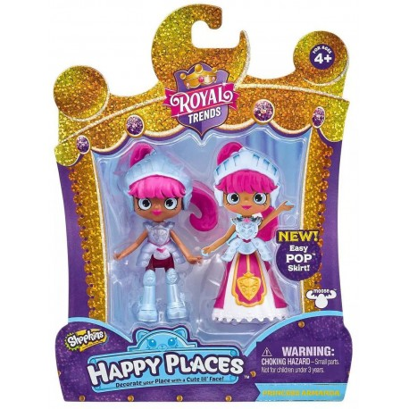 Figurina Shopkins, Royal Trends,Princess Armanda