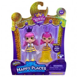 Shopkins - Happy Places - Royal Trends - Queen Beehave