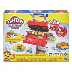 Set Play-Doh Kitchen Creations - Grill'N'Stamp