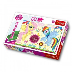 Puzzle 60 piese -  My Little Pony