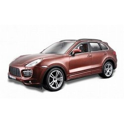 BBURAGO Kit 1:24 - Porsche Cayenne Turbo