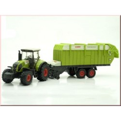 Tractor with Trailer 1: 87