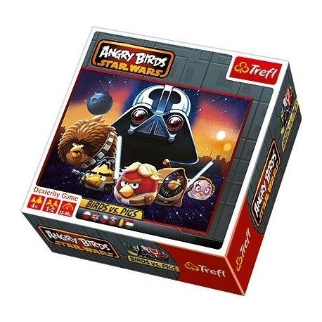 Angry Birds Star Wars joc de societate