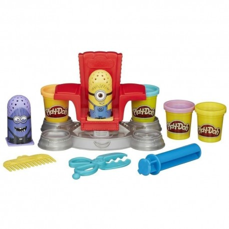 Set de Plastilină Minion Laborator