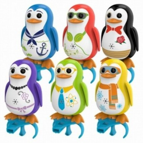 Digipenguins - Pinguini Interactivi