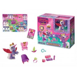 Filly Star glitter cu aripi Playset