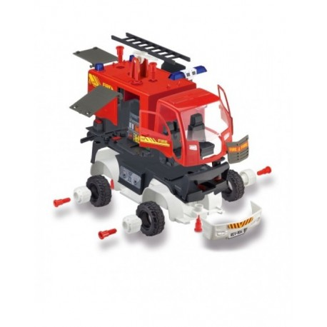 Mașinuță De Pompieri Revell Junior Kit Fire Truck RV0804