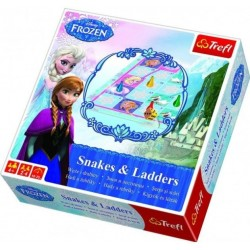 Joc Snake and Ladders - Frozen