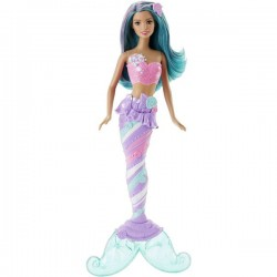Păpușă Barbie Sirenă Mattel Mermaid Blue