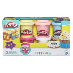 Set plastilină Hasbro Play-Doh Confetti Collection