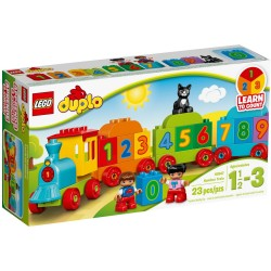 10847 - LEGO DUPLO Number Train