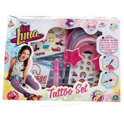 Soy Luna - Set tatuaj