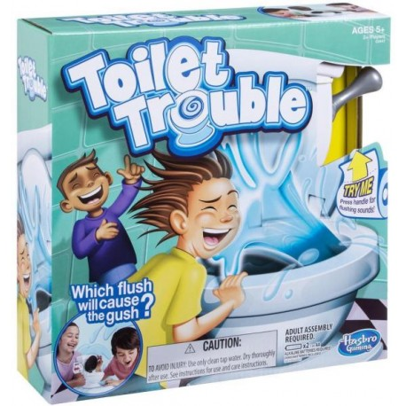 Toilet Trouble - Joc de societate