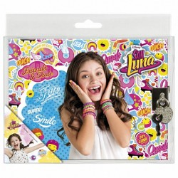 Soy Luna - Jurnal cu lacăt