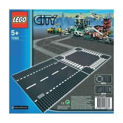 7280 - LEGO City Straight & Crossroad