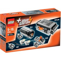 8293 - LEGO Technic Power Functions Motor Set