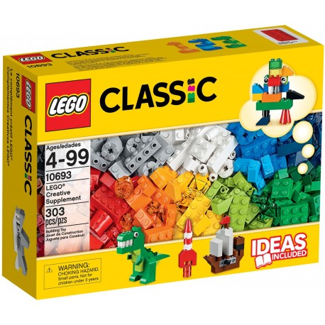 10693 - LEGO Classic Creative Supplement