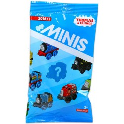 Thomas Minis - Mini locomotive surpriză
