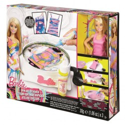 Barbie atelier Spin Art