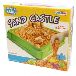 Nisip kinetic - Sand Funny Castle