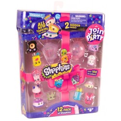 Shopkins seria 7 - Set de 12 figurine