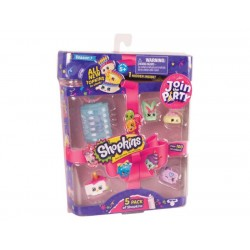 Shopkins seria 7 - Set de 5 figurine