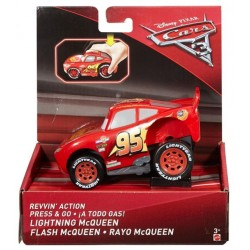 Disney Cars 3 Revvi'n Action - Lightning McQueen
