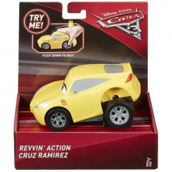 Disney Cars 3 Revvi'n Action - Cruz Ramirez