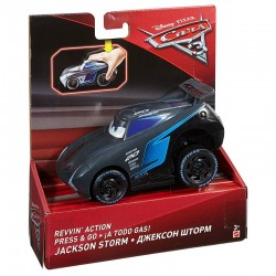 Disney Cars 3 Revvi'n Action - Jackson Storm