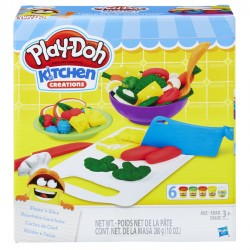 Set Plastilină Play-Doh Ustensile de bucătărie Kitchen Creations