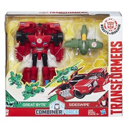 Transformers - Combiner Force - Great Byte & Sidewipe