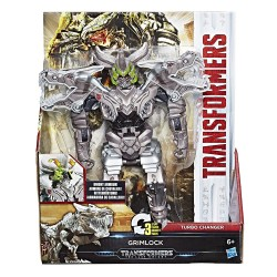 Transformers MV5 Knight Armor Turbo Changers - Grimlock
