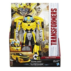 Transformers MV5 Knight Armor Turbo Changers - Bumblebee