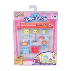 Shopkins Happy Places Set decorativ - Puppy Parlor