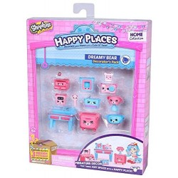 Shopkins Happy Places Set decorativ - Dreamy Bear