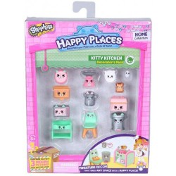 Shopkins Happy Places Set decorativ - Kitty Kitchen