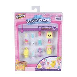 Shopkins Happy Places Set decorativ - Bathing Bunny
