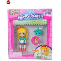 Shopkins Happy Places Set figurine - Spaghetti Sue