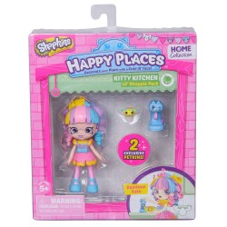 Shopkins Happy Places Set figurine - Rainbow Kate