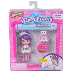 Shopkins Happy Places Set figurine - Melodine