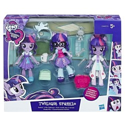 Set Switch'n Mix Mini Equestria Girls - Twilight Sparkle