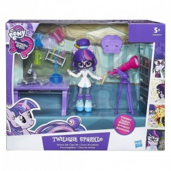Set Tematic Equestria Girls - Twilight Sparkle