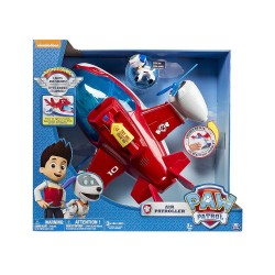 Paw Patrol - Air Patroller - Avion mare rosu