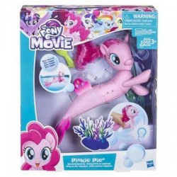 Figurina Sirena Pinkie Pie care inoata My Little Pony:Filmul