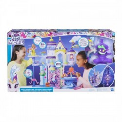Set My Little Pony The Movie, tinuturile Canterlot si Sequestria